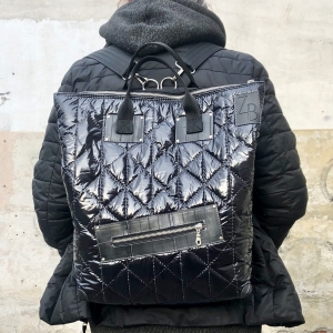 BAGPACK BLACK GLARE