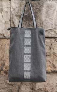 SHOPER ALIS_STE GREY XL